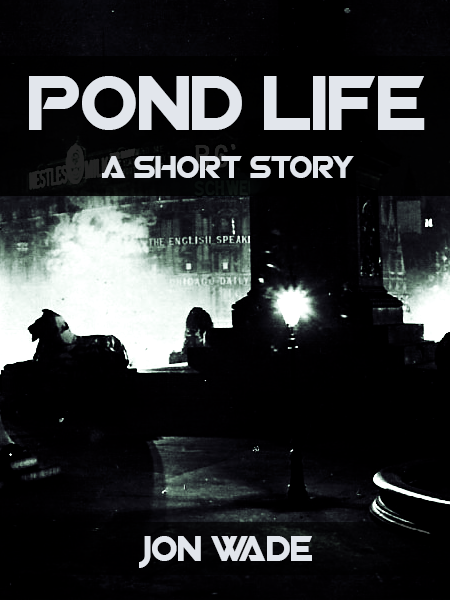 Pond Life ebook cover